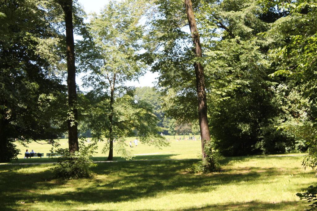 English Garden Park